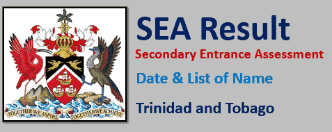 SEA Results 2020: Trinidad Online List of Name